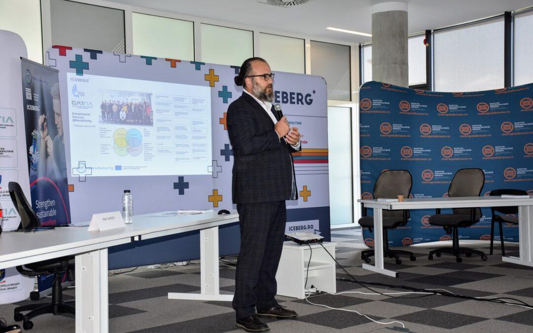 EIT Manufacturing Hub România – Hub de inovare în producție și manufactură la Brașov