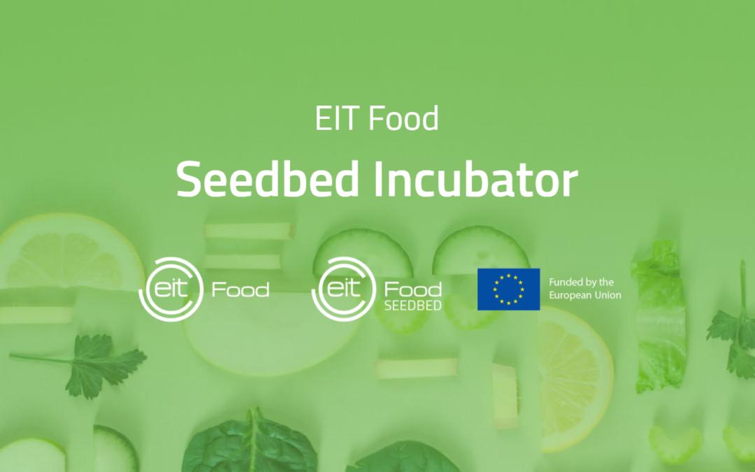 Program gratuit care sprijină start-up-uri inovatoare in sectorul agroalimentar, EIT Food Seedbed 2021