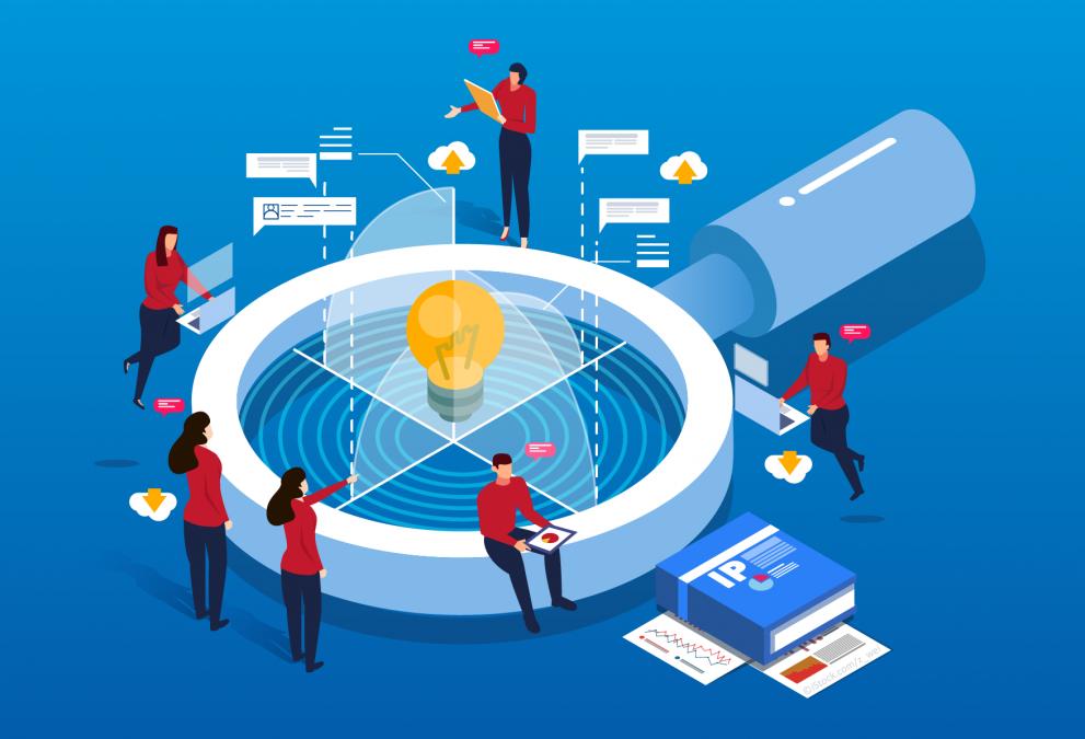 """S-a lansat noul serviciu de asistență în domeniul proprietății intelectuale """"Horizon IP Scan"""" destinat IMM-urilor"""