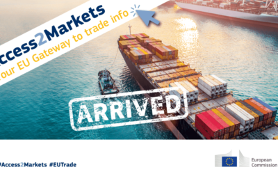 Portalul Access2Markets: dezvoltarea IMM-urilor prin intermediul importurilor / exporturilor