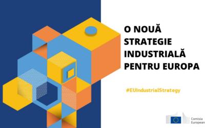 Comisia Europeană a adoptat actualizarea strategiei industriale a Uniunii Europene