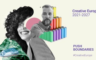 Noul program Europa Creativă 2021-2027