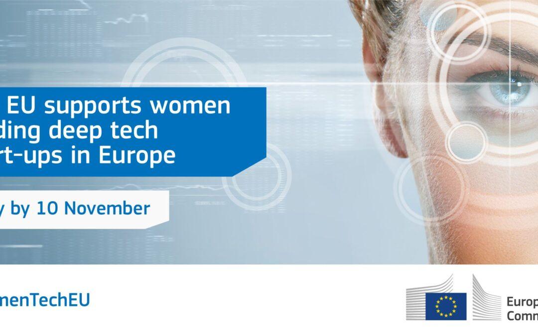 """Proiect-pilot """"Women TechEU"""" al UE pentru a plasa femeile în prima linie a tehnologiilor profunde"""